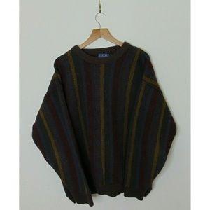 Vintage Jantzen L Biggie Smalls Sweater Crewneck